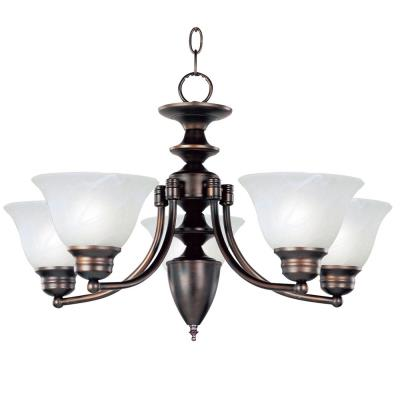 Maxim Lighting 2699 Malaga - Five Light Chandelier