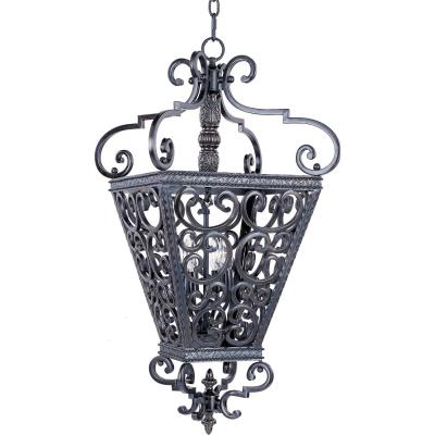 Maxim Lighting 2937KB Southern - Four Light Entry Foyer Pendant