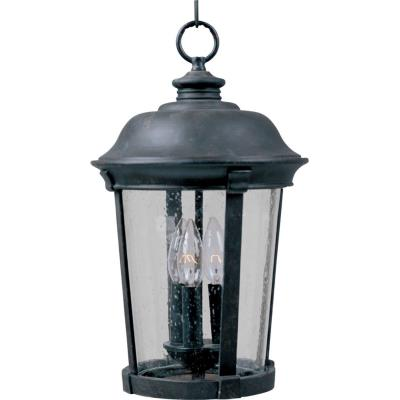 Maxim Lighting 3028 Dover DC - Three Light Outdoor Hanging Lantern