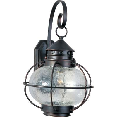 Maxim Lighting 30503 Portsmouth - One Light Outdoor Wall Mount