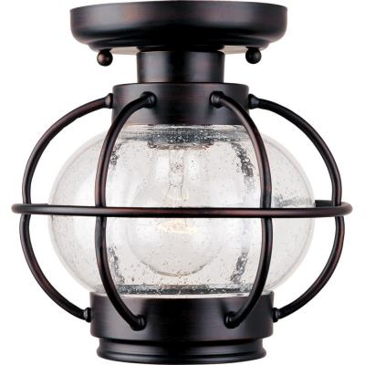 Maxim Lighting 30508 Portsmouth - One Light Outdoor Flush Mount