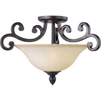 Maxim Lighting 31001 Richmond - Three Light Semi-Flush Mount