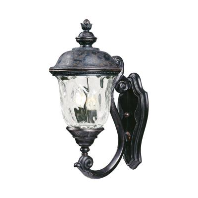 Maxim Lighting 3423 Carriage House DC - Two Light Outdoor Wall Mount
