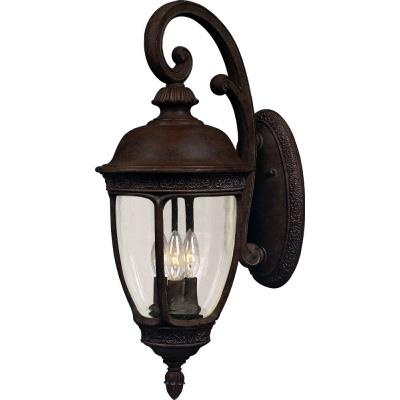 Maxim Lighting 3465 Knob Hill DC - Three Light Outdoor Wall Mount