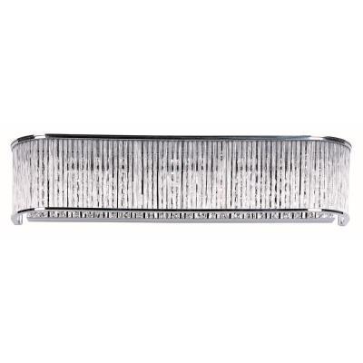 Maxim Lighting 39712CLPC Swizzle - Four Light Bath Vanity