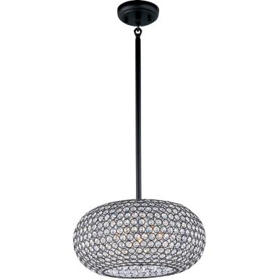 Maxim Lighting 39878BCBZ Glimmer - Five Light Adjustable Pendant