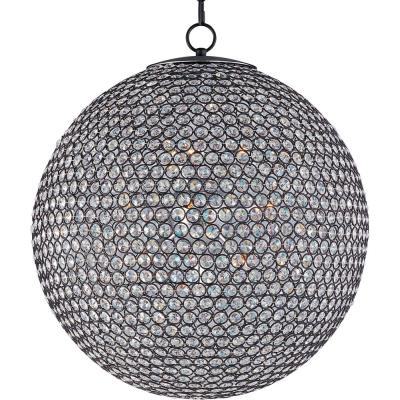 Maxim Lighting 39887BCBZ Glimmer - Twelve Light Chandelier