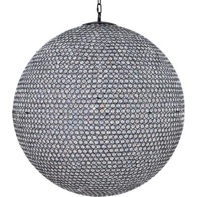 Maxim Lighting 39888BCBZ Glimmer - Eighteen Light Chandelier