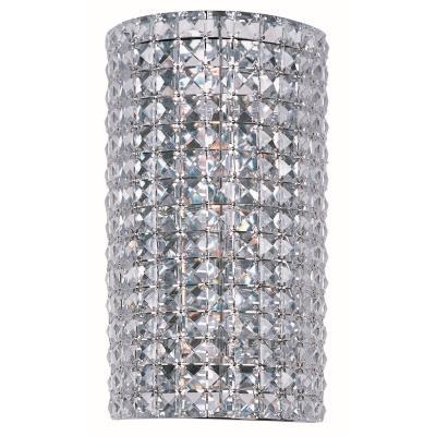 Maxim Lighting 39939BCPC Vision - Three Light Wall Sconce