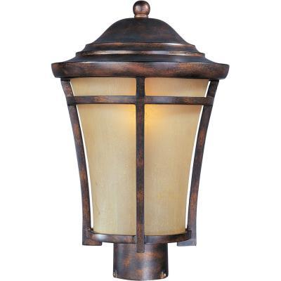 Maxim Lighting 40160GFCO Balboa VX - One Light Outdoor Pole/Post Mount