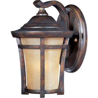 Maxim Lighting 40162GFCO Balboa VX - One Light Outdoor Wall Mount
