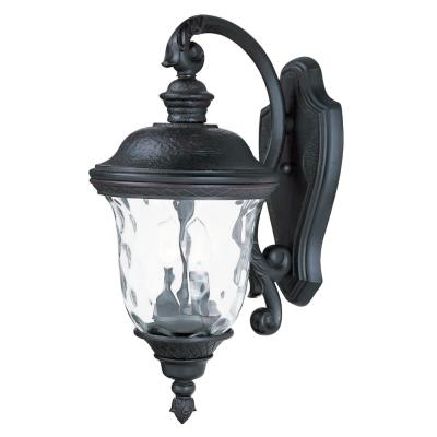 Maxim Lighting 40496WGOB Carriage House VX - Two Light Outdoor Wall Mount