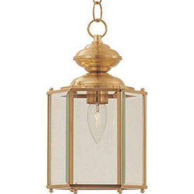 Maxim Lighting 4625CLBK One Light Outdoor Hanging Lantern