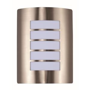 "View - 10.75"" 11W 1 LED Wall Sconce with Light Panel Slits"