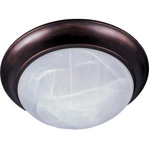 Essentials - Two Light Flush Mount