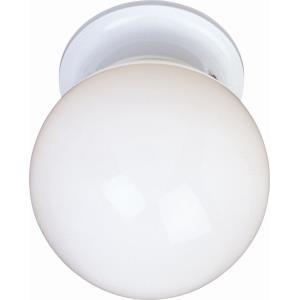 Essentials - One Light Flush Mount