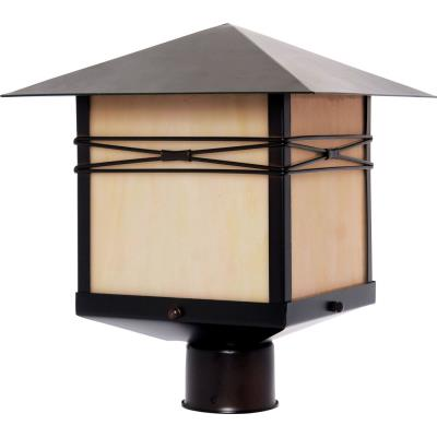 Maxim Lighting 8044 Taliesin - One Light Outdoor Pole/Post Mount