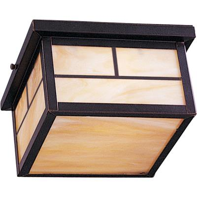 Maxim Lighting 85059 Coldwater EE - Two Light Outdoor Flush Mount