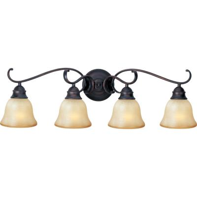 Maxim Lighting 85810 Linda EE - Four Light Bath Vanity