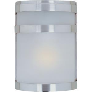 Arc - One Light Outdoor Wall Lantern