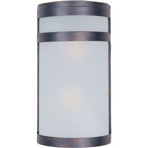 Arc - Two Light Outdoor Wall Lantern