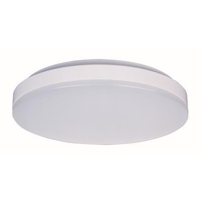 "Maxim Lighting 87582WTWT Profile EE - 11"" 12W 1 LED Flush Mount"