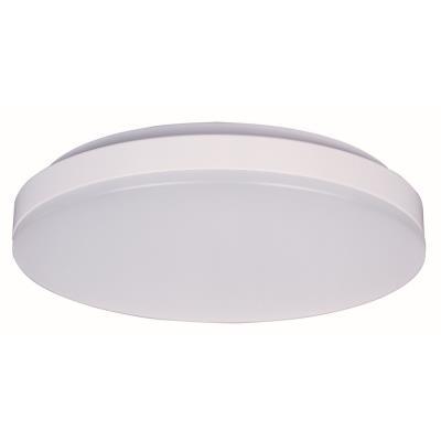 "Maxim Lighting 87584WTWT Profile EE - 13"" 15W 1 LED Flush Mount"