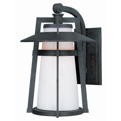 "Maxim Lighting 88534SWAE Calistoga - 12.5"" 4W1 LED Outdoor Wall Mount"