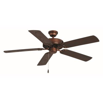 "Maxim Lighting 89915OI Basic-max 52"" Outdoor Ceiling Fan"