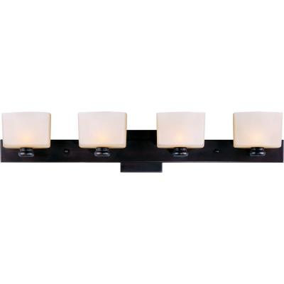 Maxim Lighting 9004DWOI Essence - Four Light Bath Vanity