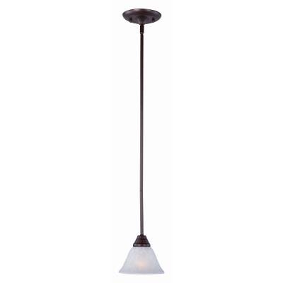 Maxim Lighting 91064 Basix - One Light Mini-Pendant