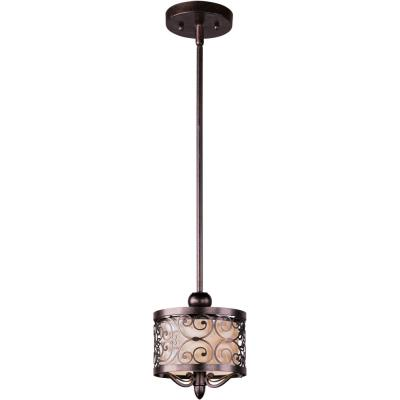 Maxim Lighting 91150WHUB Mondrian - One Light Mini Pendant