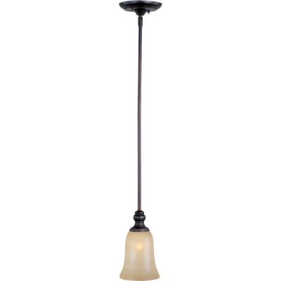 Maxim Lighting 91305WSOI Infinity 1-light Mini Pendant