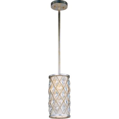 Maxim Lighting 91450OFGS Diamond - One Light Mini-Pendant