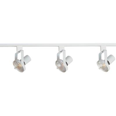 Maxim Lighting 92320WT Three Light Track Kit