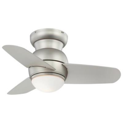"Minka Aire Fans F510-BS Space saver - 26"" Ceiling Fan"