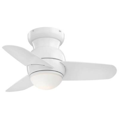 "Minka Aire Fans F510-WH-O Space saver - 26"" Ceiling Fan"