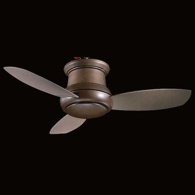 """Minka Aire Fans F518-ORB Concept II Flush 44"""" - Ceiling Fan"""