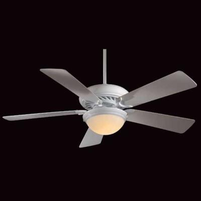 Minka Aire Fans F569-WH-O Supra 52 with Light Kit