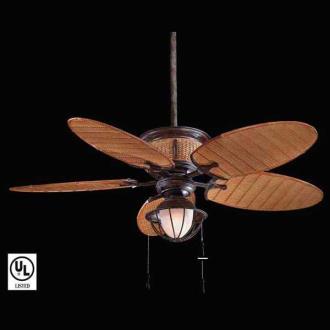 Minka Aire Fans F580-VR/BB Shangri-La - (Includes Cap for Non-light Use)