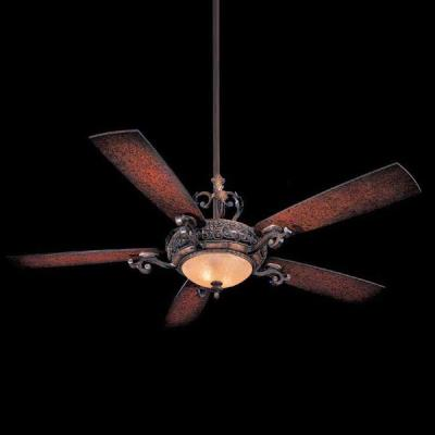 "Minka Aire Fans F705-STW-O Napoli - 56"" Ceiling Fan"