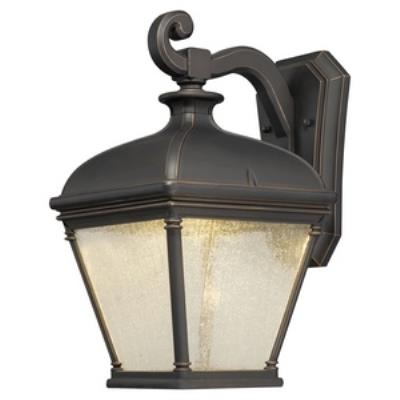"""Minka Great Outdoors 72393-143C Lauriston Manor - 15.75"""" 10W 1 LED Outdoor Wall Mount"""