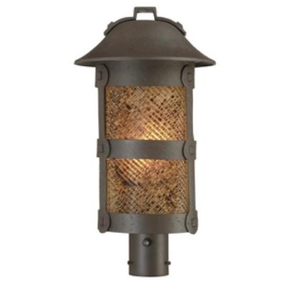 Minka Great Outdoors 9256-A199-PL Lander Heights - One Light Outdoor Post Mount