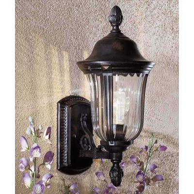 "Minka Great Outdoors 8840-94 Morgan Park - 17.5"" One Light Outdoor Wall Mount"