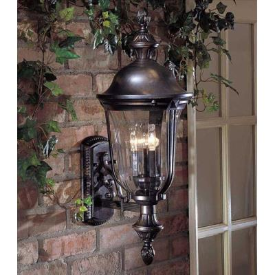 Minka Great Outdoors 8841-94 Morgan Park - Two Light Outdoor Wall Mount
