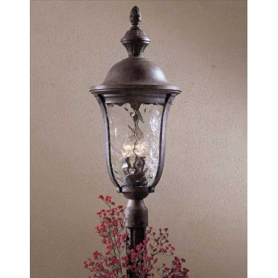 Minka Great Outdoors 8996-61 Ardmore - Three Light Outdoor Post Mount
