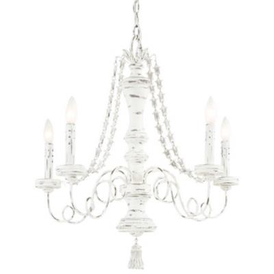 Minka Lavery 1295-648 Accents Provence - Five Light Chandelier