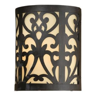 Minka Lavery 1490-A357-PL Nanti - One Light Outdoor Wall Sconce