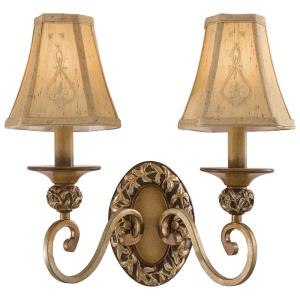 Salon Grand - Two Light Wall Sconce
