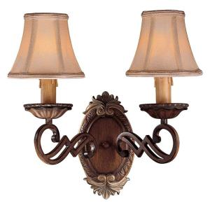 Belcaro - Two Light Wall Sconce
